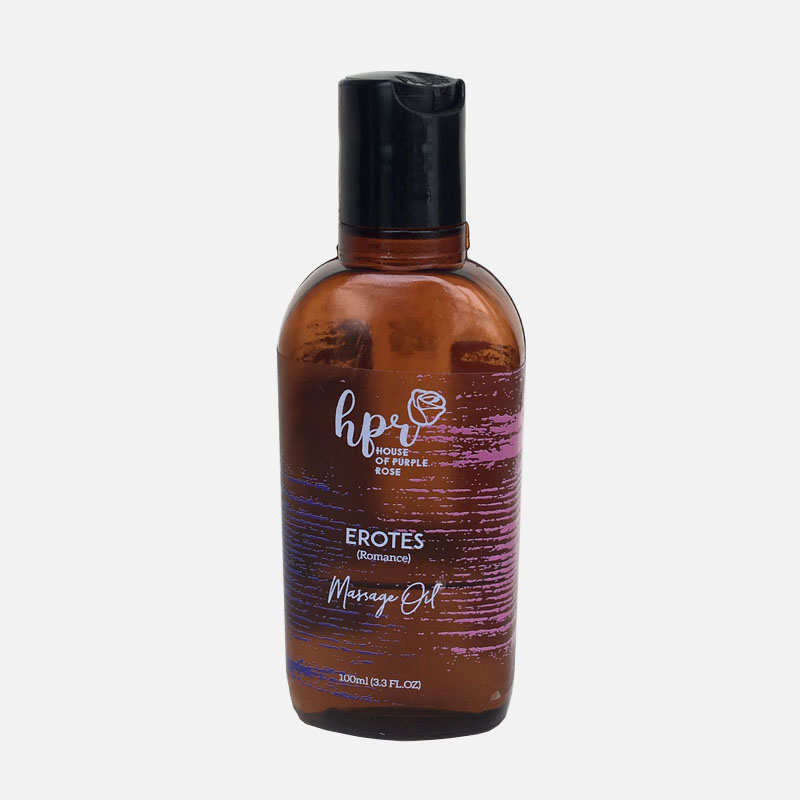 Massage Oil - Erotes