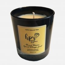 Scented Candle - Almond Bloosom, Apricot and Dragon Fruit
